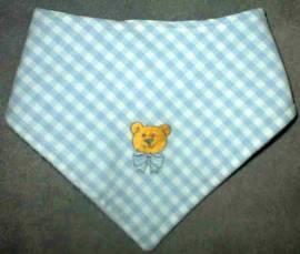 1 Halstuch Teddy - Bild vergrößern